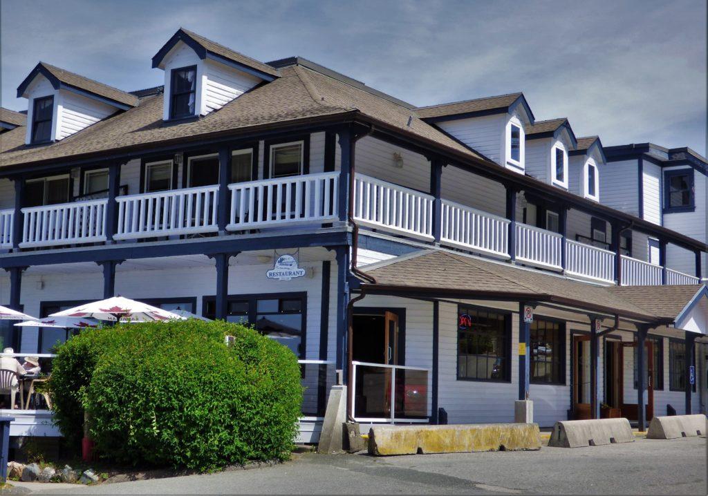 Historic Lund Hotel, British Columbia