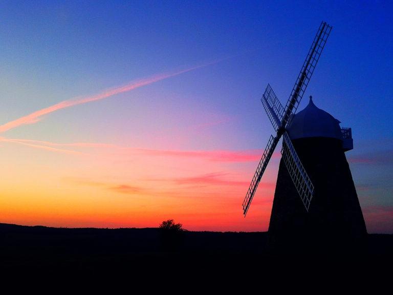 Halnaker Windmill Chichester West Sussex