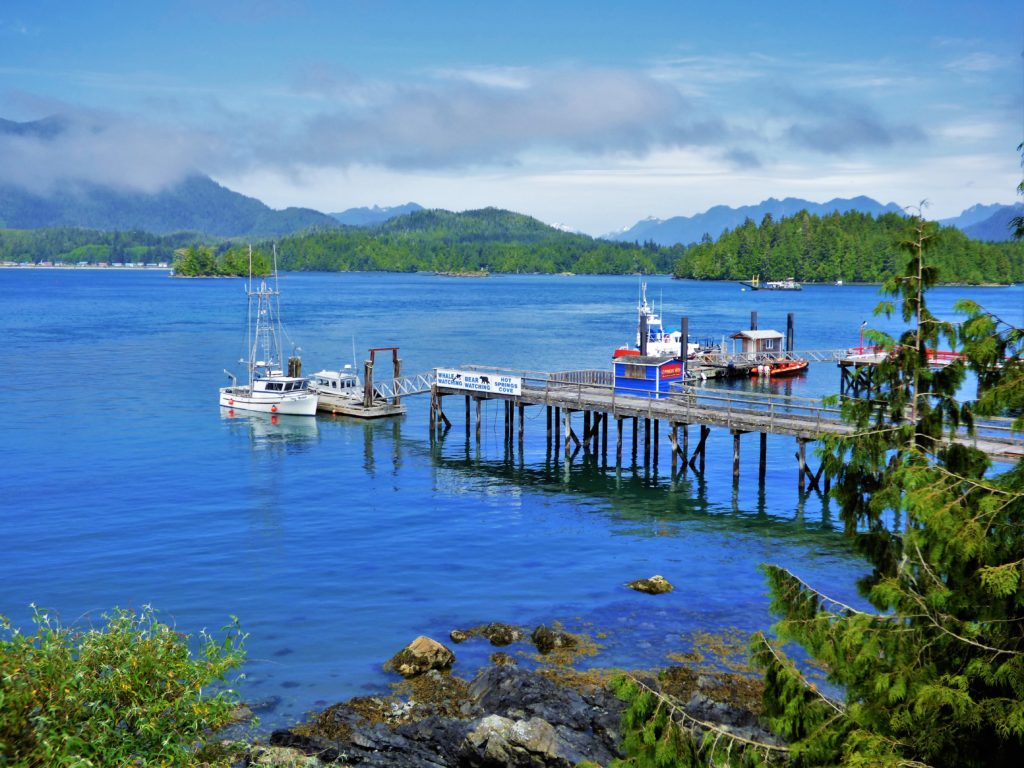 Tofino Sea Shanty Restaurant Clayoquot Sound