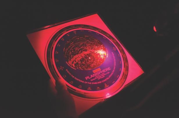 Sky-chart-at-night