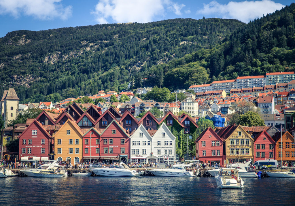 Bergen Waterfront, Norwat