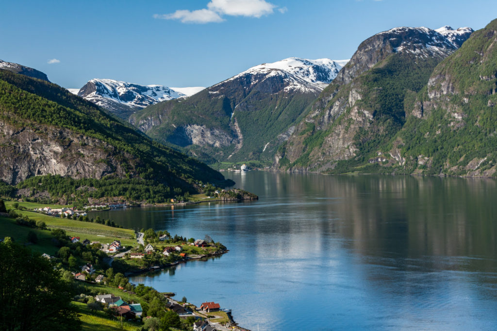 Norwegian Fjord Vista