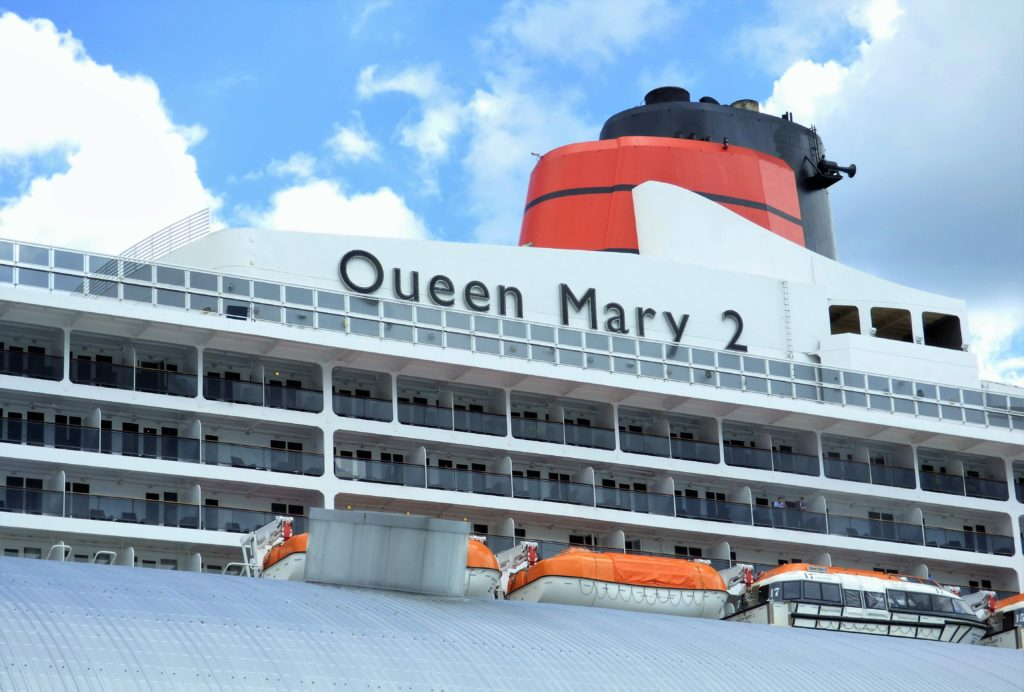 Cunard's Remastered Queen Mary 2