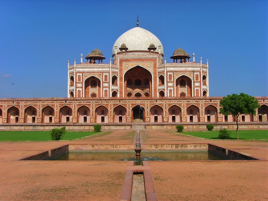 Humayun's Tomb. Photo by Steve KC