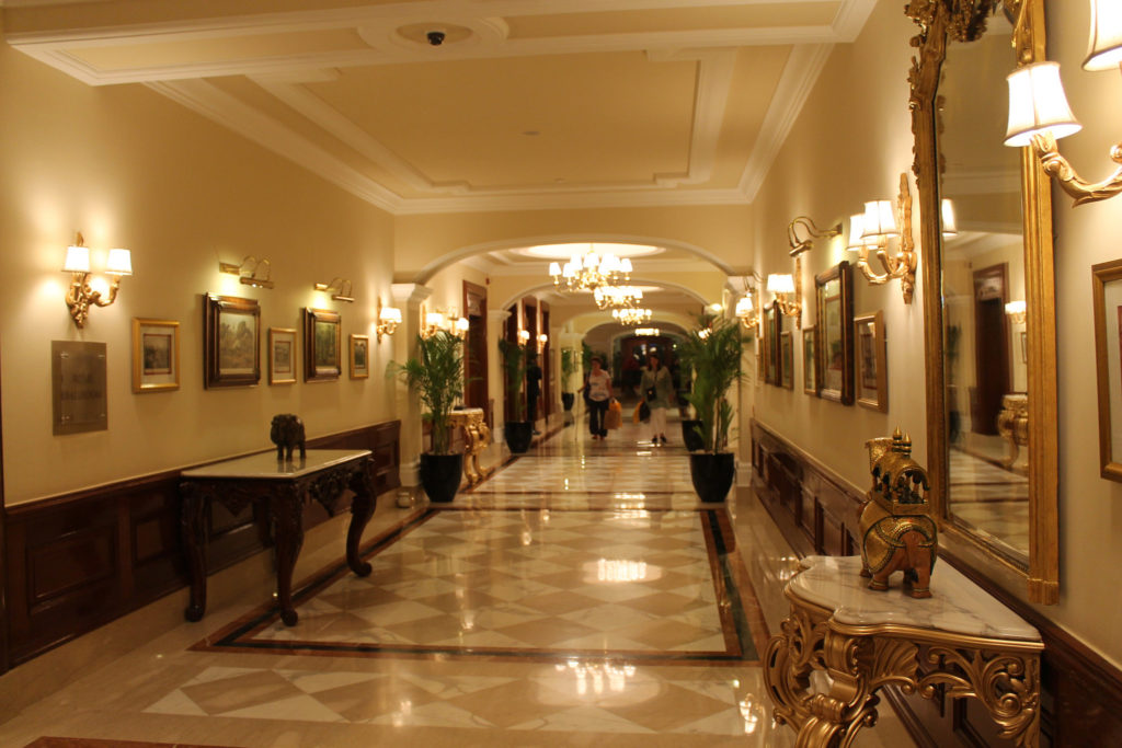 Imperial Hotel, New Delhi. Image by Connie Ma
