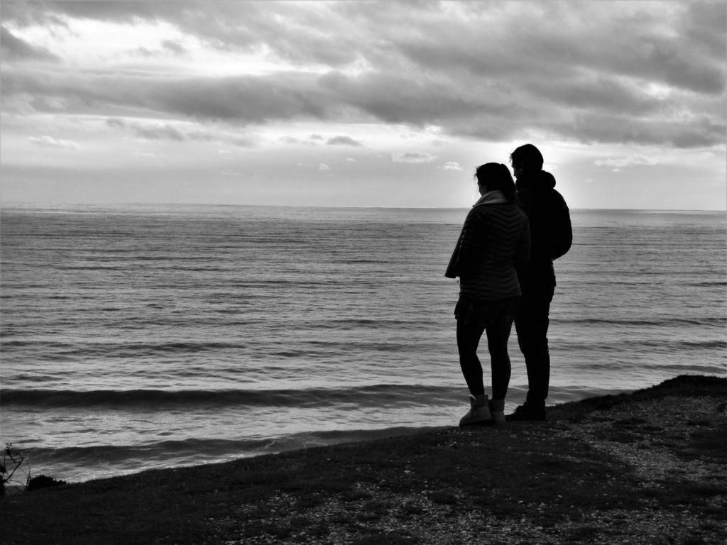 sea dorset highcliffe
