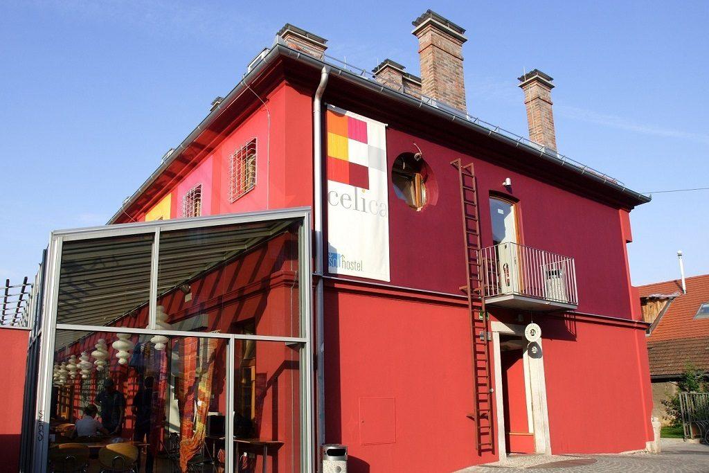 Celica Arts Hostel in Ljubljana, Slovenia