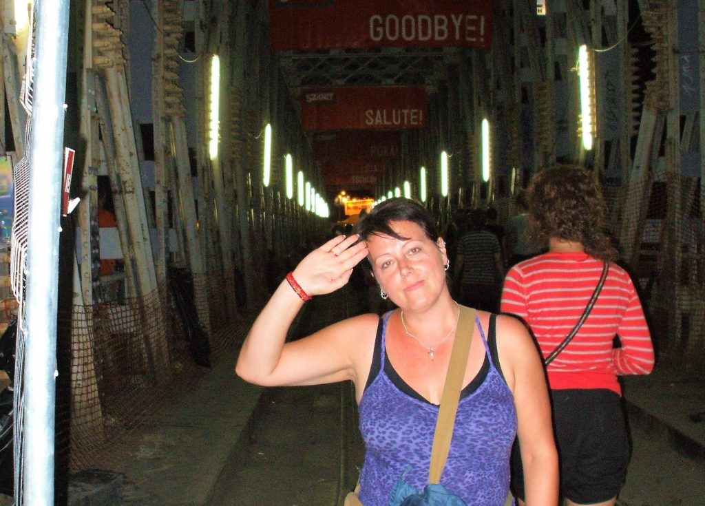 Sziget Festival in Budapest, Hungary