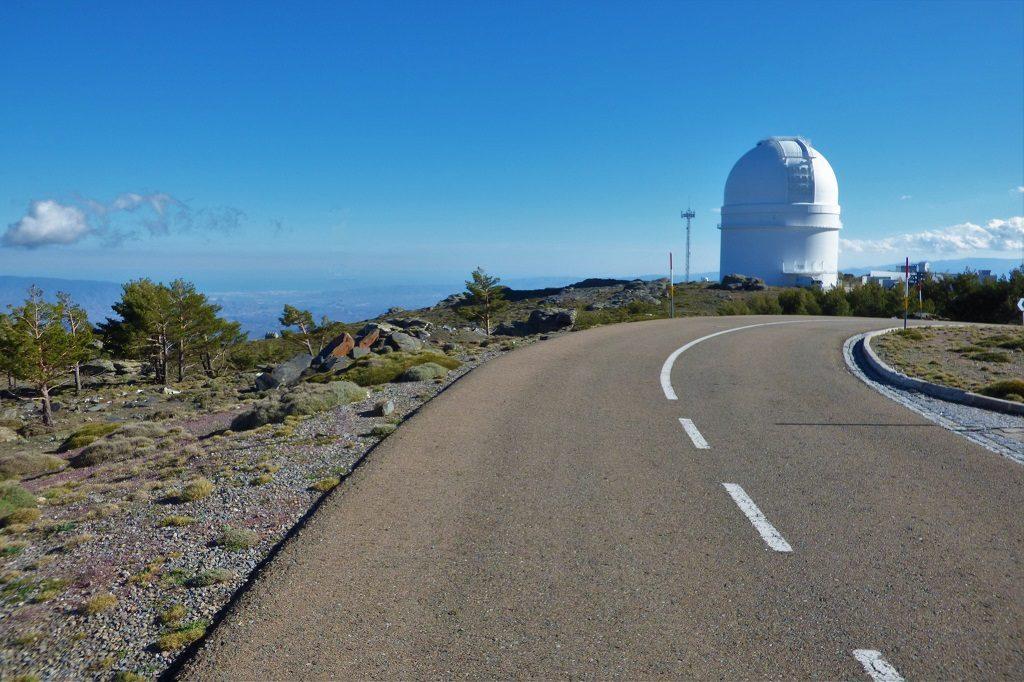 Calar Alto Observatory, Almeria
